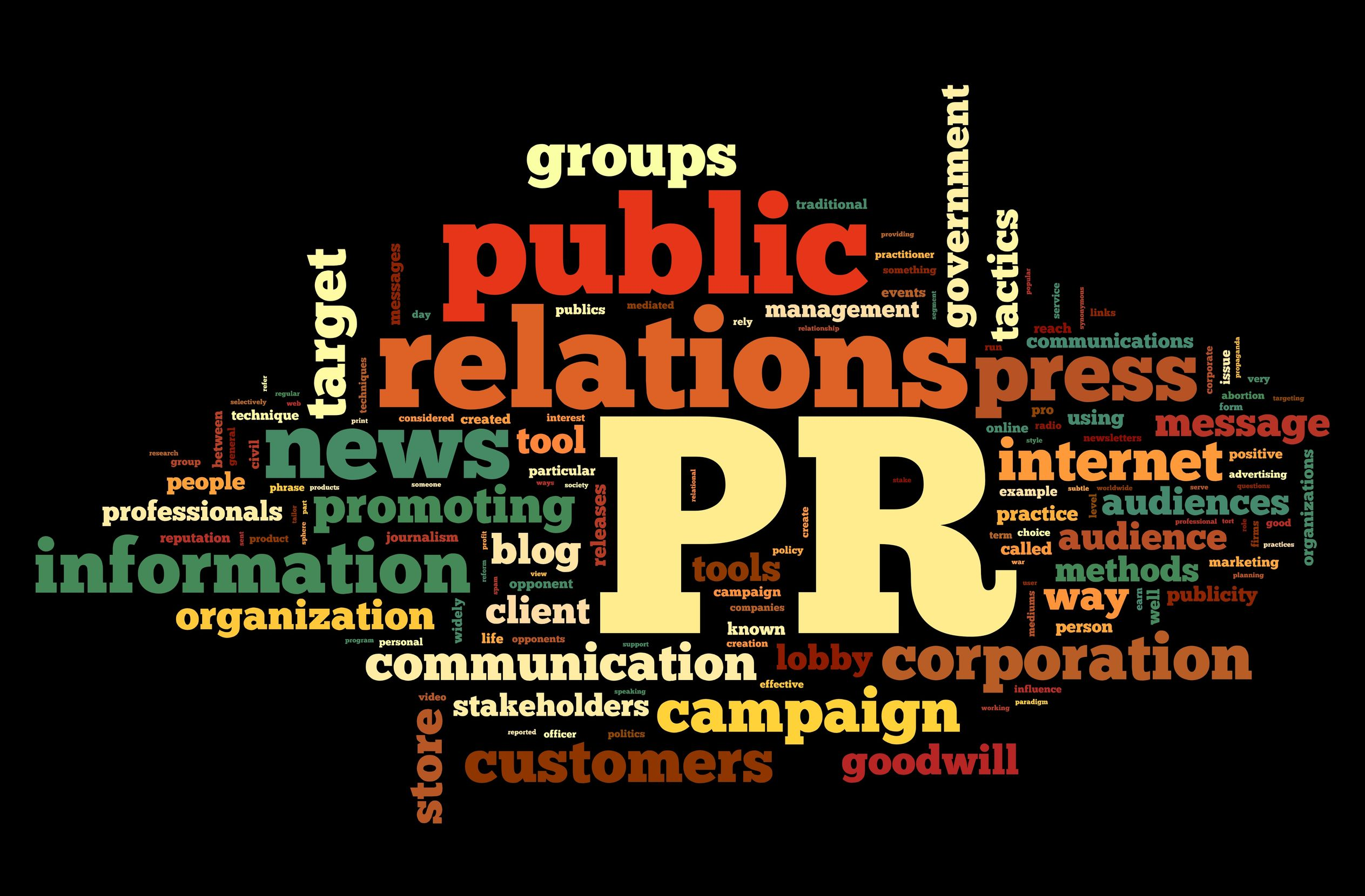 media public relations and pr practitioners The power of public relations in media relations: a national survey of health pr practitioners by sooyoung cho based on the typology of power suggested by french and raven, this.