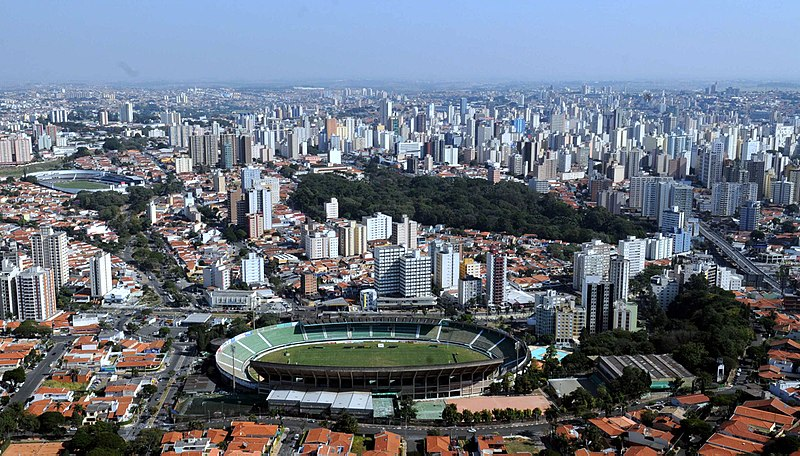 The Campinas Startup Ecosystem Canvas: A Giant List Of