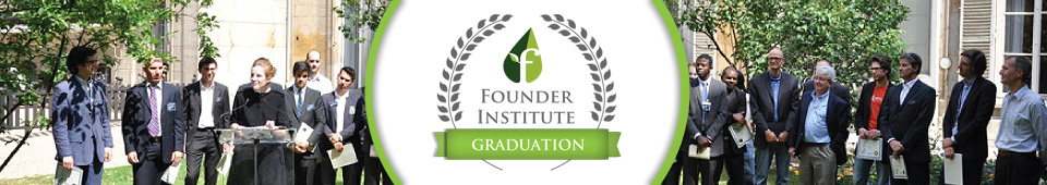 Founder Institute Graduation