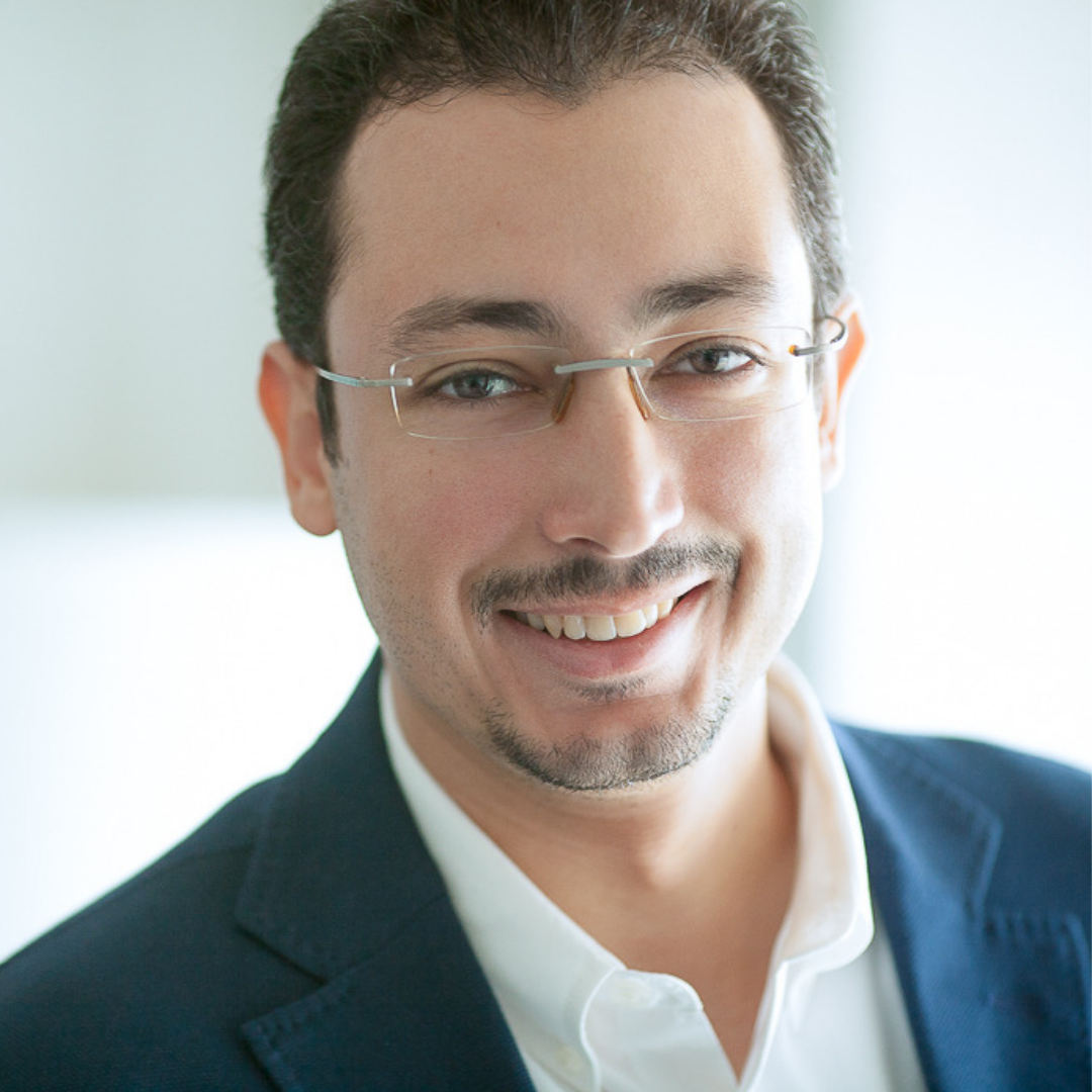 Amr Fawzi learn about the mentors helping entrepreneurs in our program